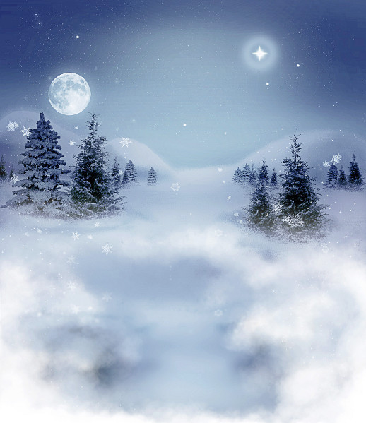 winter_landscape_night