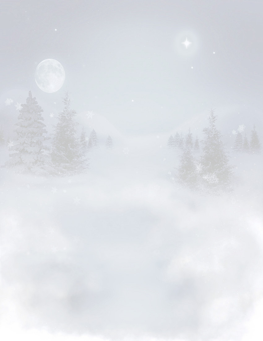 winter_landscape_night_background